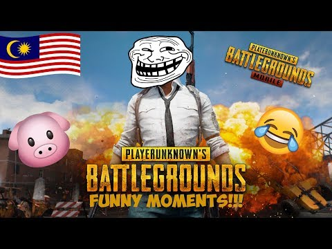 PUBG Mobile Malaysia (sial Moments)