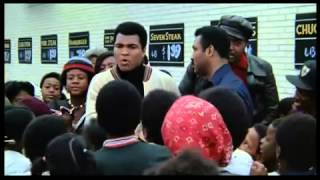 Muhammad Ali - The Greatest 1977) TRAILER