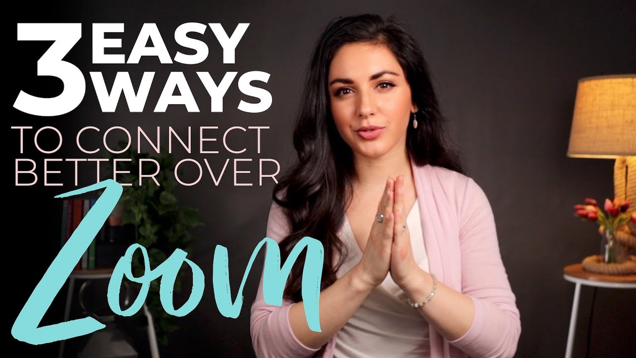 Inspower Series Ep.8 |3 Must-Know Tips to Connect with Anyone - Even on Zoom!