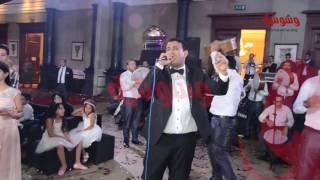 بالفيديو.. محمود الليثي 'مزاجه عالي' أثناء غناء هذا الموال