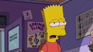 Bob Patiño Logra matar a Bart / Casita del Horror