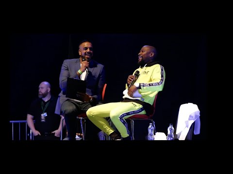 'DONT OVERLOOK HIM' -FLOYD MAYWEATHER WARNS BILLY JOE SAUNDERS OVER CANELO & NAMES HIS CURRENT P4P