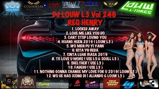 DJ BREAKBEAT FULL BASS 🔊🔊🔊REMIX 2019 BARAT VS INDONESIA VS MANDARIN CINTA LUAR BIASA LOUW VOL 246