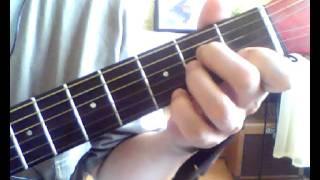 Кино - Звезда по имени Солнце. Аккорды на гитаре (видео)