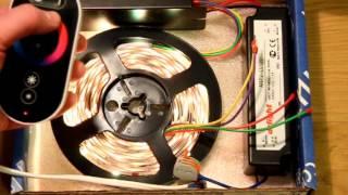 Светодиодная подсветка потолка - готовые наборы(, 2013-03-07T19:20:00.000Z)