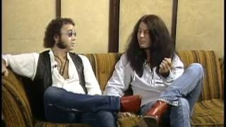Deep Purple's Ian Paice & Ian Gillan discussing a possible Perfect Strangers video in 1984