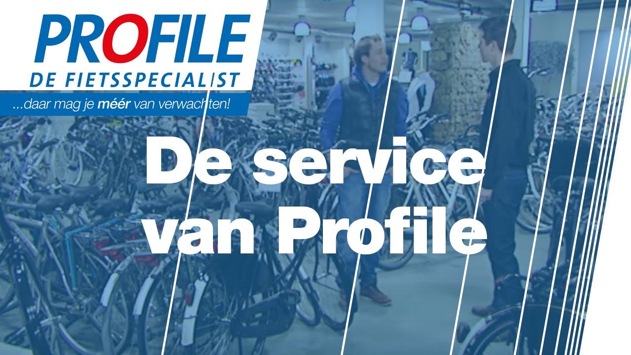 Profile 'De Fietsspecialist'