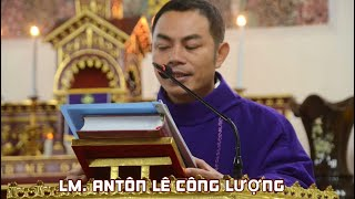 Bài giảng công lý hòa bình của Lm. Antôn Lê Công Lượng: