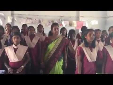 National anthem in Tamil