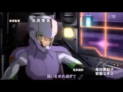Mobile Suit Gundam Seed Destiny HD REMASTER OP1