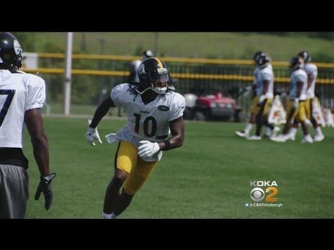 Bryant Happy But Humble As Steelers WR Returns To Practice