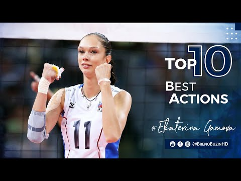 TOP 10 Best Actions By Ekaterina Gamova | Екатерина Гамова ● BrenoB ᴴᴰ