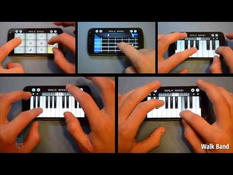 Mobile Musicians – Here Are 5 Of The Most Powerful Music Composition Apps For Android