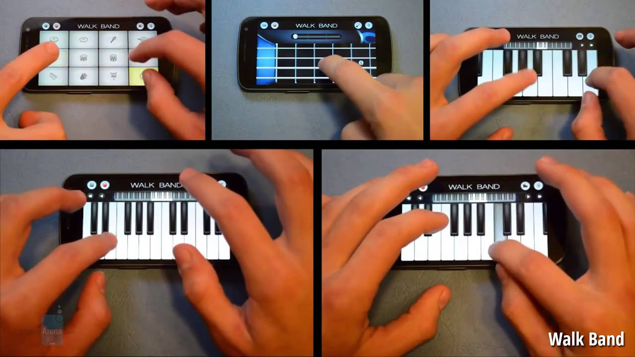 Mobile musicians here are 5 of the most powerful music - Application couper musique ...