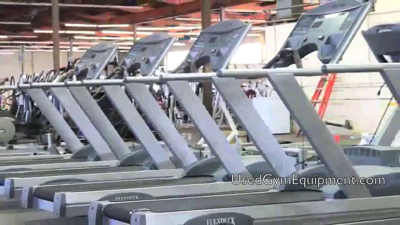 How To Used Life Fitness 9500 Platinum Treadmills For