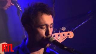 Charlie Winston - Great Conversation en live dans le Grand Studio RTL