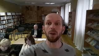Видеоотчет с Урока 6 Школы компьютерной грамотности