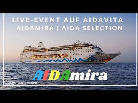AIDAmira: Neues AIDA Selection Schiff - Route Südafrika mit Namibia (Kreuzfahrt-News)