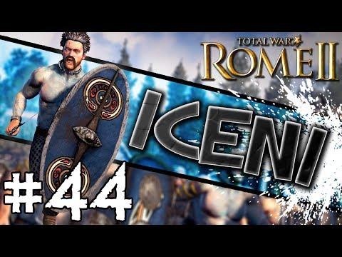 Total War: Rome II: Iceni Campaign #44 ~ War Resumed!