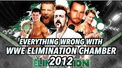 Episode #496: Everything Wrong With WWE Elimination Chamber 2012