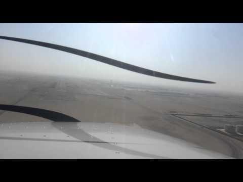 Crosswind Landing - Al Maktoum