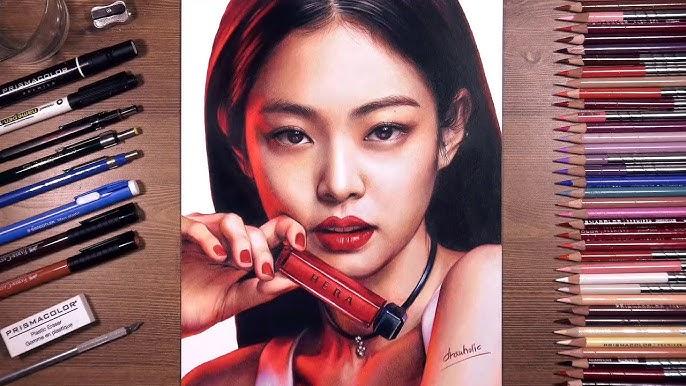Drawing BLACKPINK: Jennie | drawholic