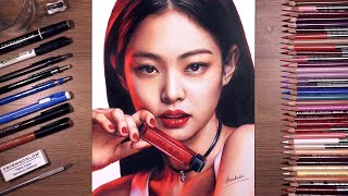 Drawing BLACKPINK: Jennie | drawholic