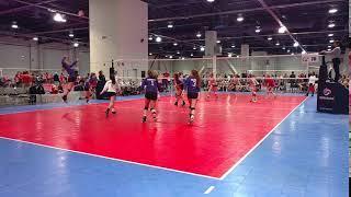 Club One 15 Gold Volleyball - Day 2 - SCVA #ivett #peyton #brooklyn