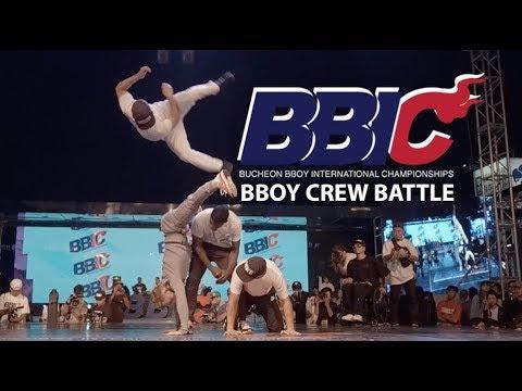 Red Bull BC One All Stars vs Vagabonds | BBIC 2017 Bboy Final Crew Battle Bucheon South Korea | YAK