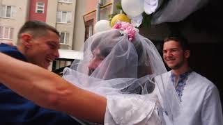 Весілля. Викуп молодої.