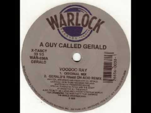 YouTube - A Guy Called Gerald - Voodoo Ray.flv