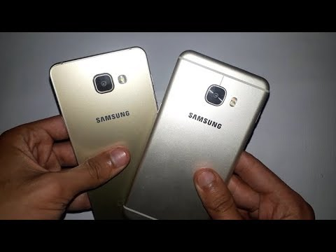 Samsung Galaxy C5 Vs Samsung Galaxy A7 (2016) Speed Test Comparison | Real Test - In 2019