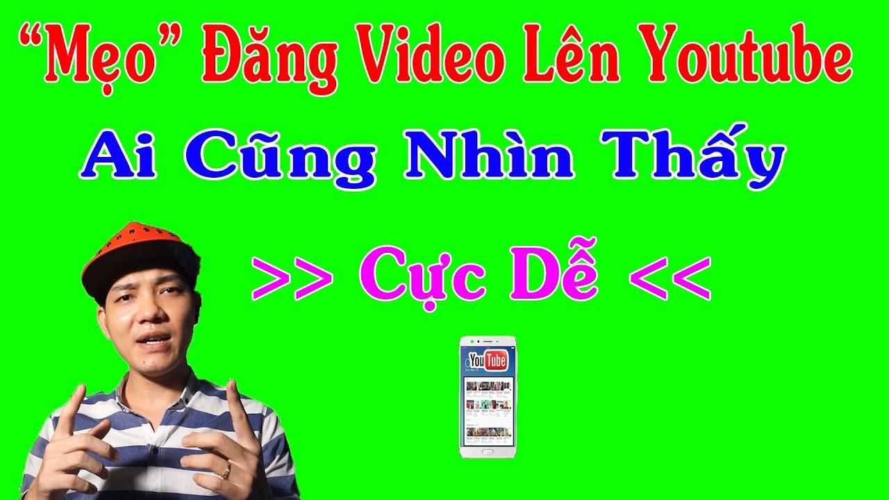 Làm Sao Để Video Được Đề Xuất Trên Youtube..?