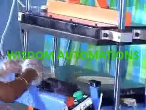 Semi Automatic Cooked Chapathi Making Machine