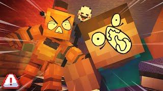 Monster School : Herobrine In FNAF 2! - Minecraft Animation