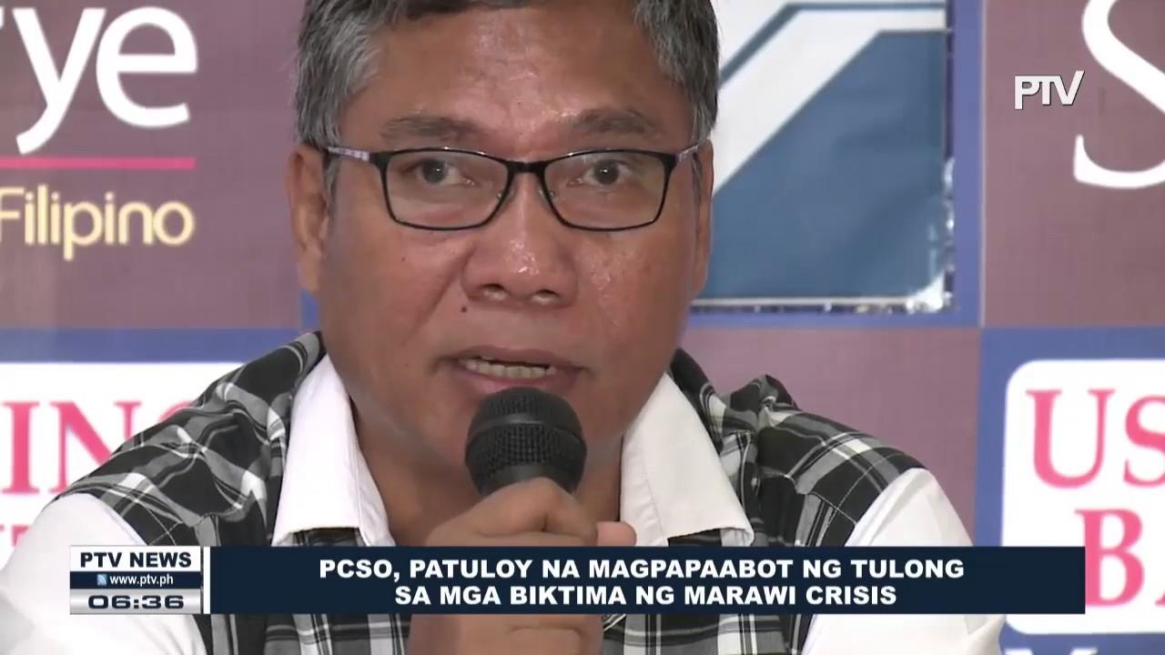 Download PCSO, patuloy na magpapaabot ng tulong sa mga biktima ng Marawi crisis