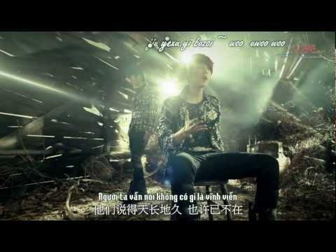 [Vietsub + Kara] [MV] EXO-M - WHAT IS LOVE (Chinese Ver.) { T.A.T }