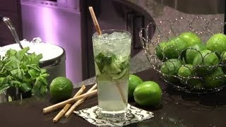 How to Make a Virgin Mojito Using a Mix : Mojito Recipes