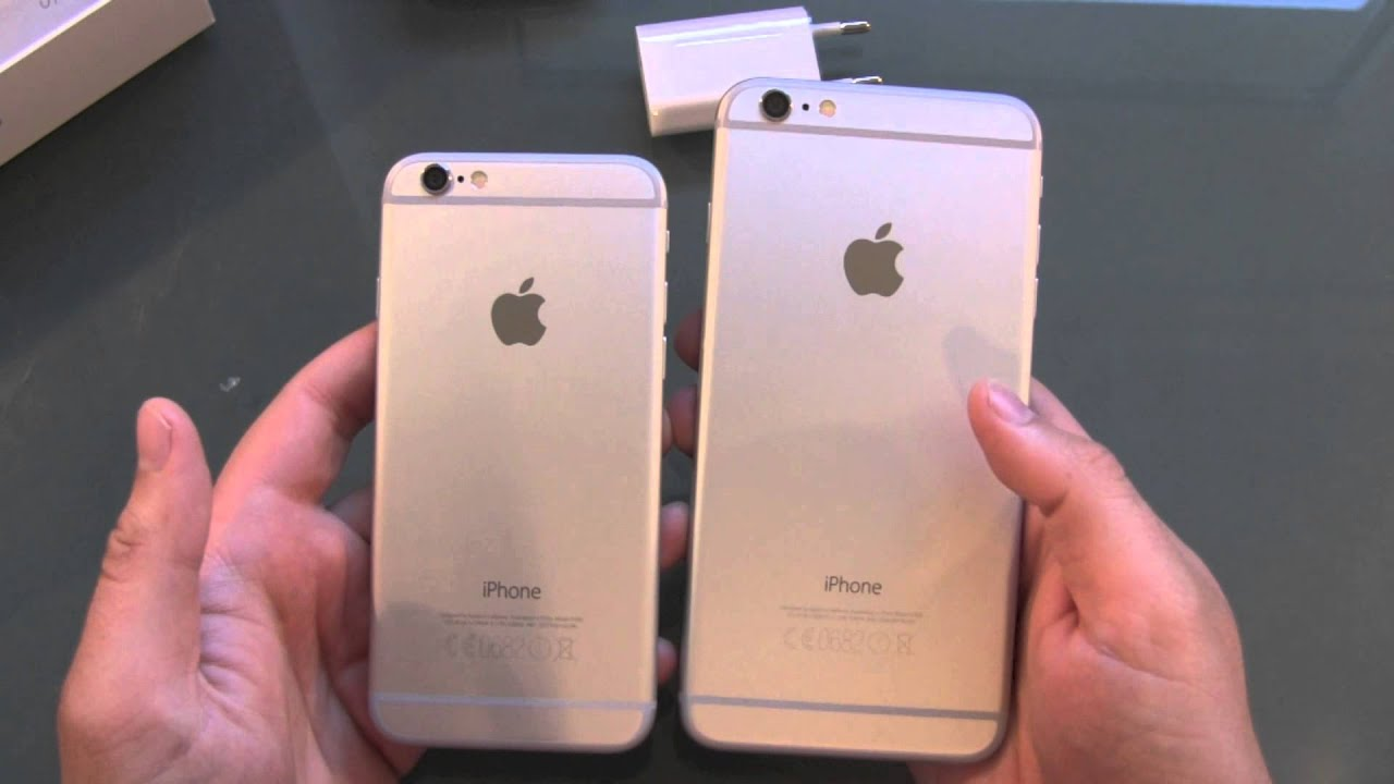 silver iphone 6 plus apple iphone 6 plus silver unboxing and impressions 3354