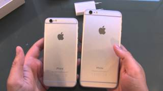 Apple iPhone 6 Plus Silver Unboxing and First Impressions