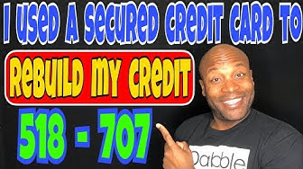 No Credit | Get A Secured Credit Card To Build Credit!