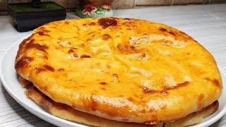 РЕЦЕПТ БОМБА СОСЕДКА подсказала РЕЦЕПТ ЛЕПЁШЕК с картофельно сырной начинкой Делюсь рецептом