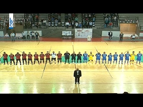 XXL Energy Futsal Championship - Bank Beirut v/s Achrafieh Youth - March 11, 2016