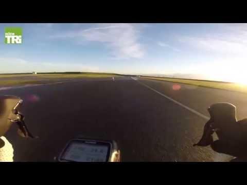 Bedford Autodrome Duathlon 5k Bike Route