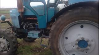 Продажа трактора т-40 АМ видео обзор ПРОДАН