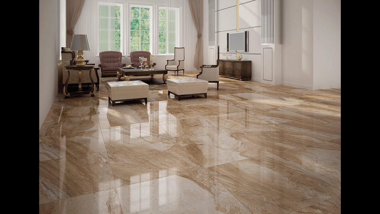 Marble Floor Tile For Living Room Designs