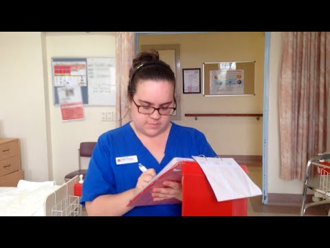 My Day: Anne-Marie, Assistant In Nursing