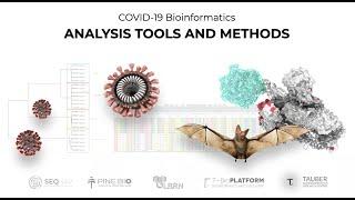 COVID-19: Bioinformatics tools for analysis of SARS-CoV-2 coronavirus genomes and viral proteins.
