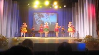 Образцовый хореографический ансамбль Родники   Соловей
