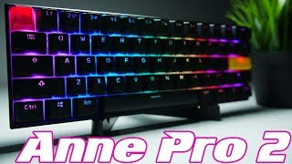 Anne Pro 2 Review: THIS or Ducky One 2 Mini??